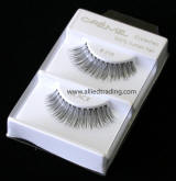 beauty products, creme false lashes, faux eyelahses, retail version, # 218