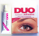 duo eyelash adhesive, dark