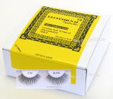 #107 Strip eyelashes 12 pieces pack, natural hair eyelashes.