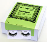 Item # BEK15, 1 dozen pack false eyelashes.