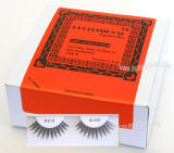 1 dozen pack false eyelashes.
