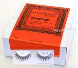 False lashes, 1 dozen pack false eyelashes. iTEM # bek42