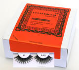 1 dozen pack false eyelashes. Item # BEK5