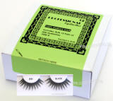 False Eyelashes, Human hair lashes, 12 pieces eyelash pack.