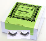 Human hair eyelashes, Item # BEK62, 1 dozen pack, cheapest price.