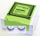Professional False Eyelashes, 12 pieces eyelash pack.