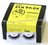 Style # BEM62, false eyelashes 6 pack in bulk, wholesale eyelash extensions, upper lashes, sold in pack quantity, natural eyelashes