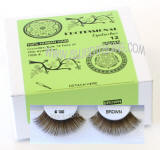 Brown eyelashes in bulk, Look natural, Human hair, Low cost. Wholesale distributor