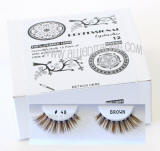 Wholesale false eyelashes, Brown color, Look fabulous, Cheap & reliable. Wholesale distributor
