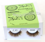 Best seller #605 brown, Wholesale brown faux eyelashes, Reliable & elegant, Human hair. Wholesale distributor, Allied Trading, Los Angeles, CA 90057