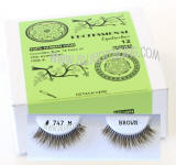 # 747M bulk brown eyelashes, Wholesale brown false eyelashes, Reliable & elegant, Human hair. Wholesale distributor, Allied Trading, Los Angeles, CA 90057