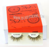Brown wispies eyelashers, wispy eyelashes, bulk brown eyelashes, discount cheap false eyelashes