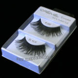 Thick eyelashes, Cheap creme lashes, Allied Trading Creme eyelashes, # 102, human hair strip eyelashes, upc 853849001659 , eyelashes made in Indonesia, distributed by allied trading, Los Angeles, CA 90057, United States