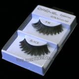 Comfortable & Affordable lashes, Allied Trading Creme eyelashes, # 30, 100% human hair strip lashes