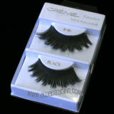 Comfortable & Affordable lashes, Allied Trading Creme eyelashes, # 40, 100% human hair strip lashes
