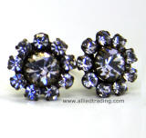 Crystal Studs, Swarovski Elements