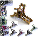 Swarovski Hair claw clip, palace gate inspired hair claw clips