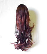 WGA14 CLIP-ON HAIR COSTUME WIG